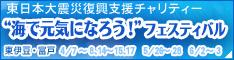 """""""海で元気になろう!""""フェスティバル 2012"""