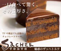 チョコレートケーキ SaCHER