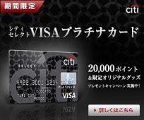 VISAプラチナカード