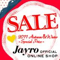 JAYRO(ジャイロ) Winter Sale